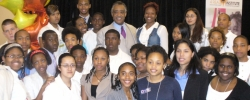 Al Sharpton and Youth
