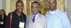 Al Sharpton and Event Producers
