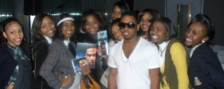 Bobby Valentino-and Modeling Team