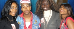 Omarion and Youth